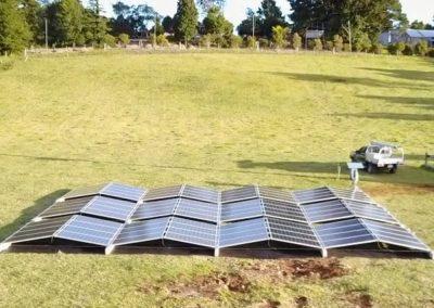 Maverick Solar Paddock