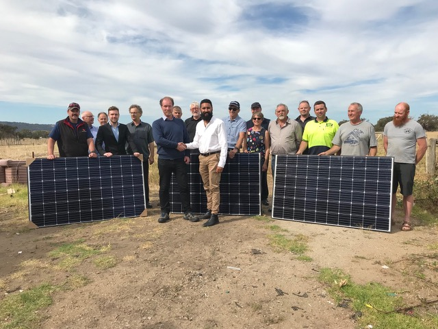 Dromana Eco-Solar Farm Launch